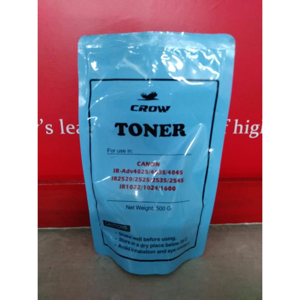 XEROX COPIER TONER CANON IR-Adv 4025 / 4035 / 4045,IR2520 / 2525 / 2535 /  2545,IR1022 / 1024 /