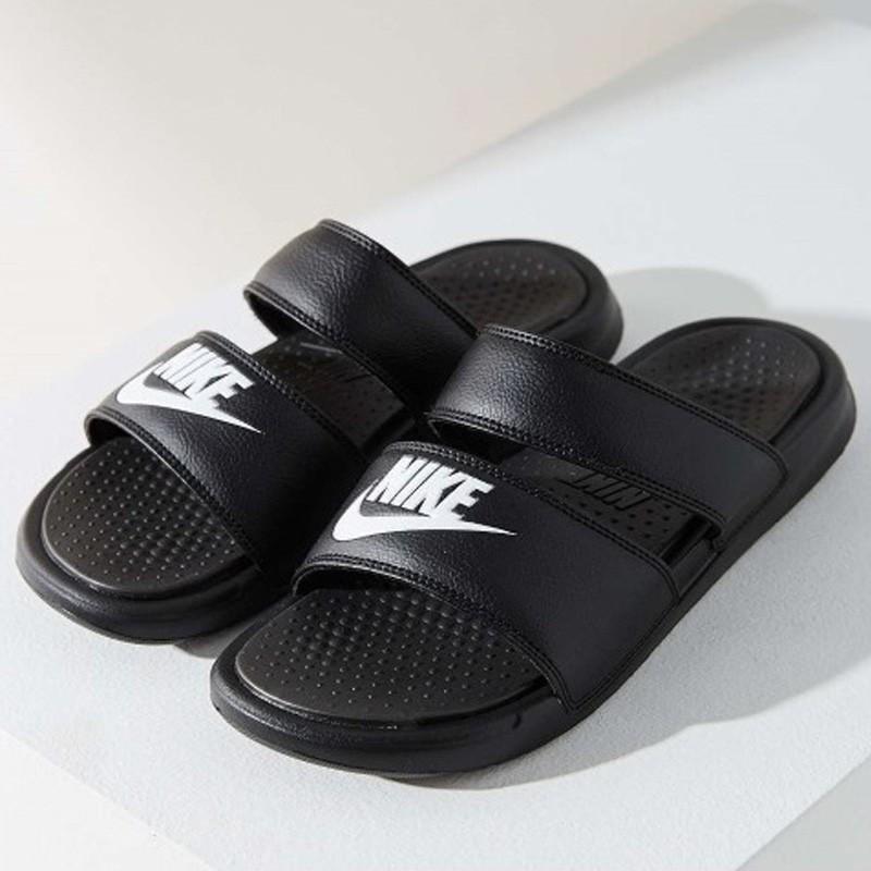 1cc6c2293c3a Nike Air Jordan Hydro VII Slide Sandals Triple Black Slippers (Men s ...