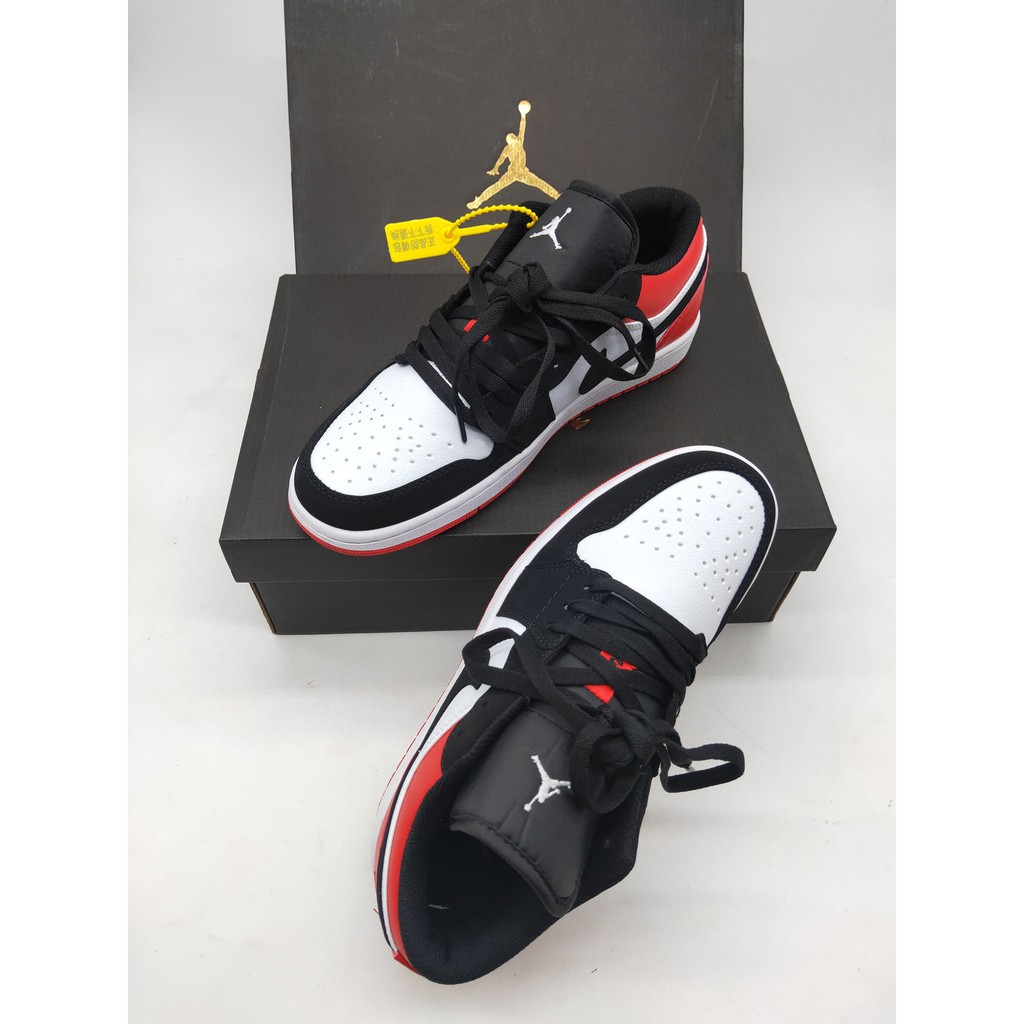 Nike air jordan low cut Basketball shoes for man woman sneakers with box  paperbag | Shopee Philippines
