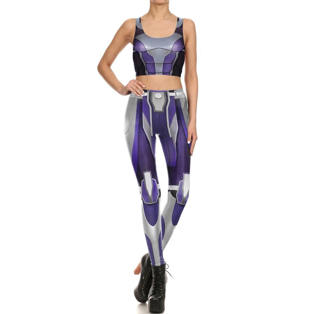916317848745e Women Yoga Sport Set Bra Pants Gym Sport Suits Women Fitness | Shopee  Philippines
