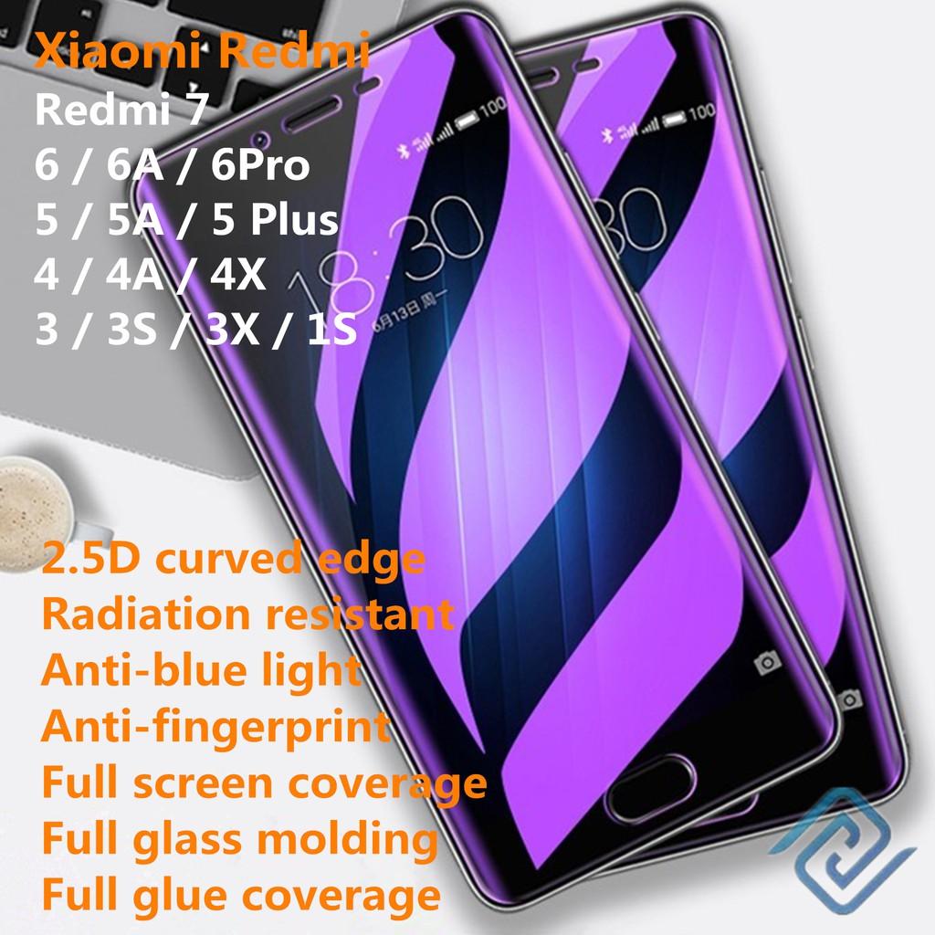 Xiaomi Redmi 7 6 Pro 6A 5 Plus 5A 4 4A 4X 3 3S 1S Protector