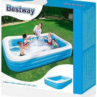 Adult Household Swimming Pool Thickened Inflatable Pool 3m
