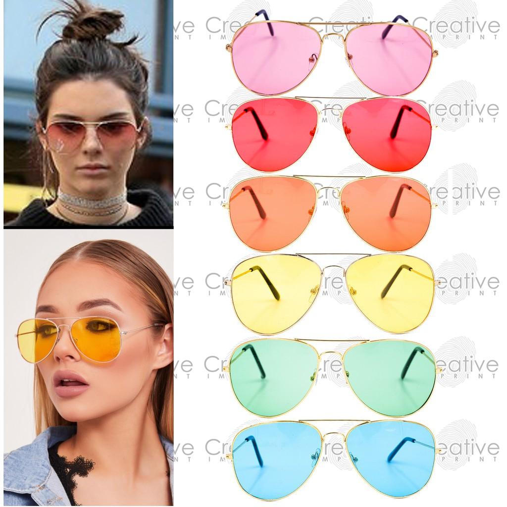 e5b9f9cc3b5 Retro Oval Janine Specs Sunglasses Shades FREE CASE WIPER v3 ...