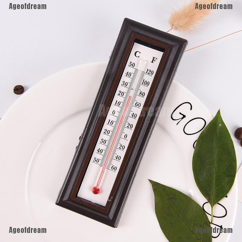 Indoor//Outdoor Wall Office Laboratory Home Garage Temperature Thermometer HIFH