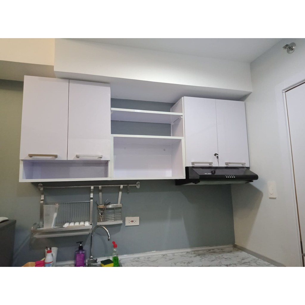 Space Saving Kitchen Hanging Cabinet Shopee Philippines