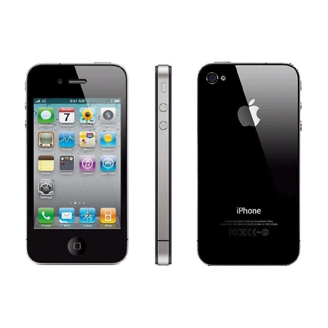 iphone 4 16gb second hand w charger shopee philippines. Black Bedroom Furniture Sets. Home Design Ideas