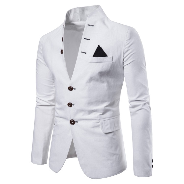 Mens Suits Tuxedos Blazer Men Multi Button Unique Design Casual Collar Slim Fit Men S Suit Red Navy Shopee Philippines