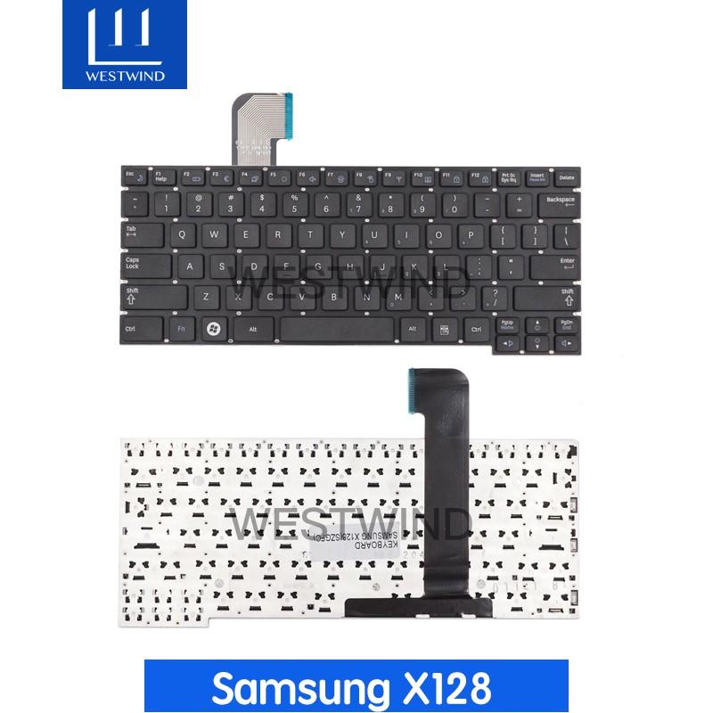 Laptop Keyboard for Samsung X128 X130 X123 XLaptop Keyboard for Samsung X128 X130 X123 X125 X180 X280 NF210 NF310 N250 Belgium BE BA59-02865G 9Z.N4PSN.71A BA59-02746G BA59-02807G