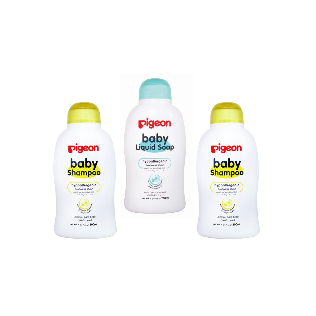 Pigeon Body Wash 700ml Pump Type Plus Refill Shopee Baby Chamomile 200ml Paraben Free Philippines