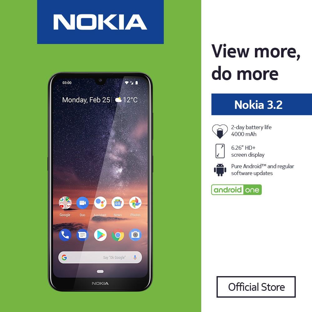 Nokia 3 2 | Android 9 Pie | Shopee Philippines
