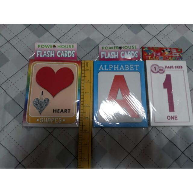 flash cards medium