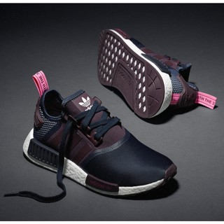 new concept cd181 1dc7c ADIDAS Nmd R1 Runner Pk Purple Blue (OEM - PREMIUM QUALITY)