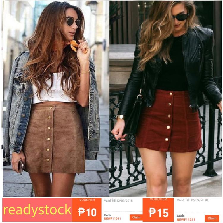 0355ec74b749 Shop Skirts Online - Women's Apparel | Shopee Philippines