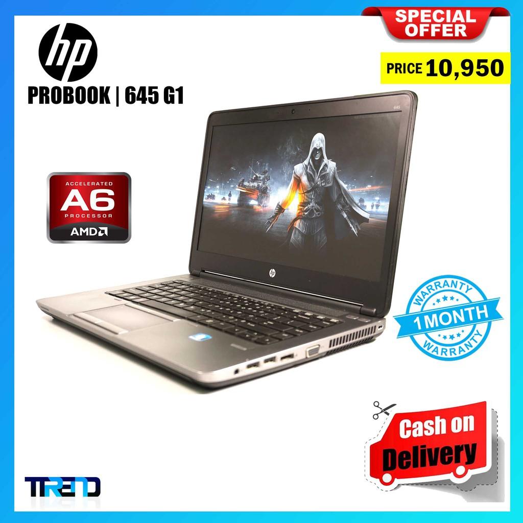 HP PROBOOK 645 G1 320GB HDD