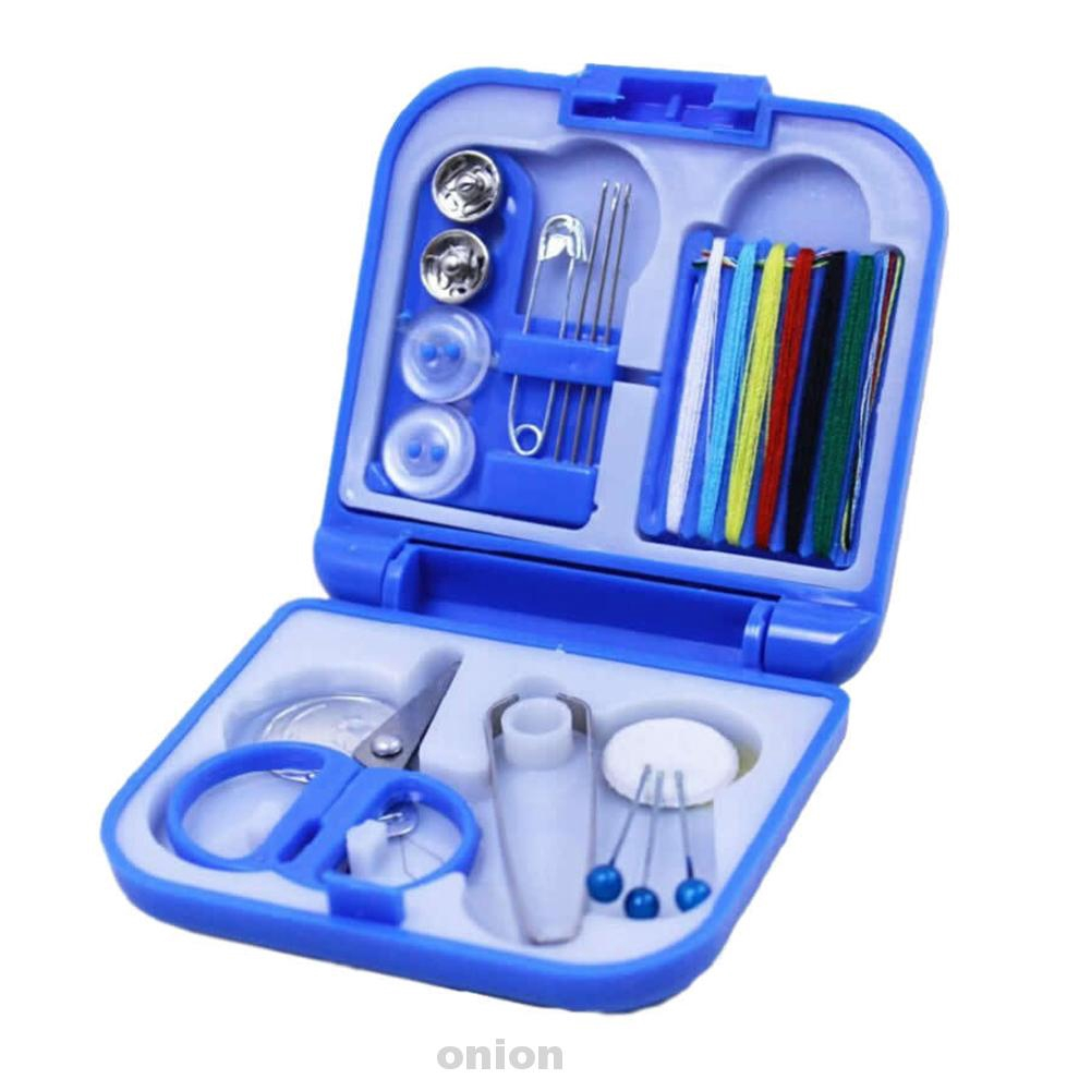 10//14Pcs Portable Sewing Kit Home Travel Emergency Professional Sewing Set