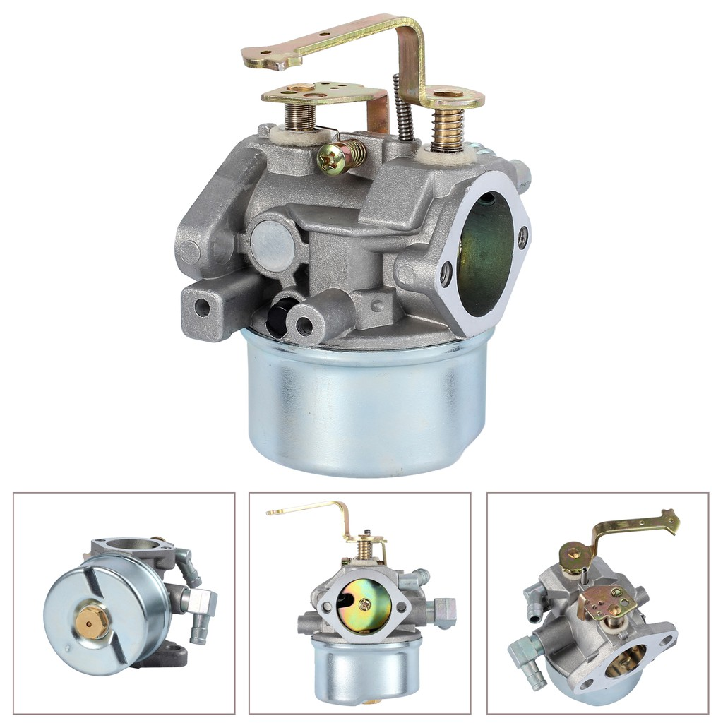 New Carburetor Carb for Tecumseh HM80 HM100 for 640152A 640023 640051 640140 640152 with gasket