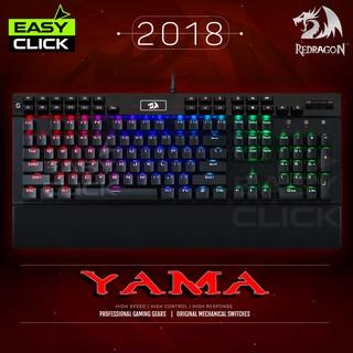 Redragon K550A-W Yama RGB Mechanical Gaming Keyboard White