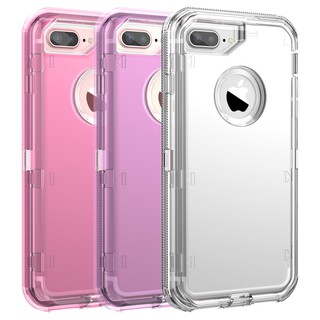 iPhone 6 6s 7 8 Plus X XR XS Max 360 Full Cover Armor Case