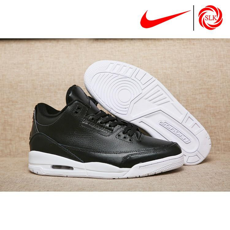 3dddc2348344e2 SLK☆ Air Nike Air Jordan 3 Retro White -Wolf Grey-Infrared 23 Basketball  shoes