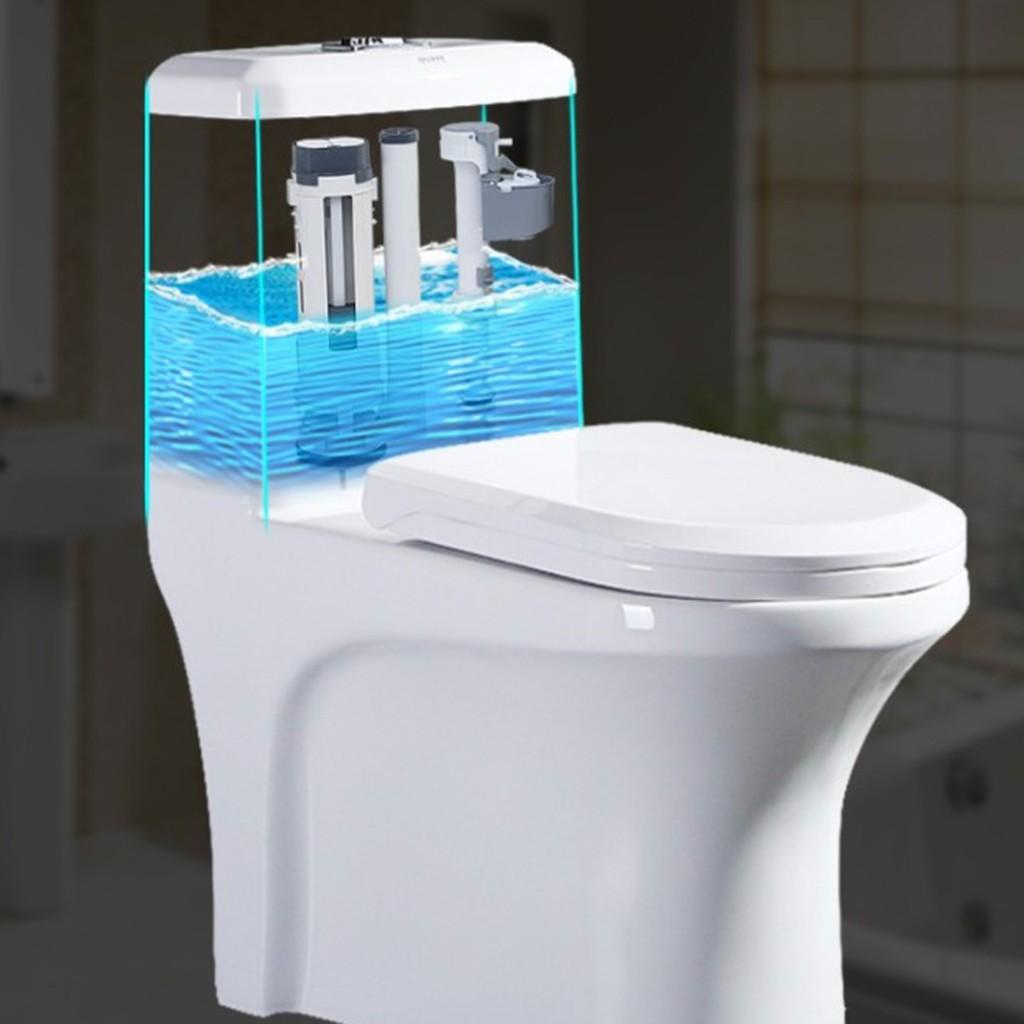 Adjustable Cistern Toilet Tank Repair Fill Valve Flush Dual Flush Button #B