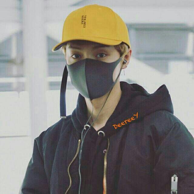 ca964192c53 Peaceminusone Korean Baseball Cap