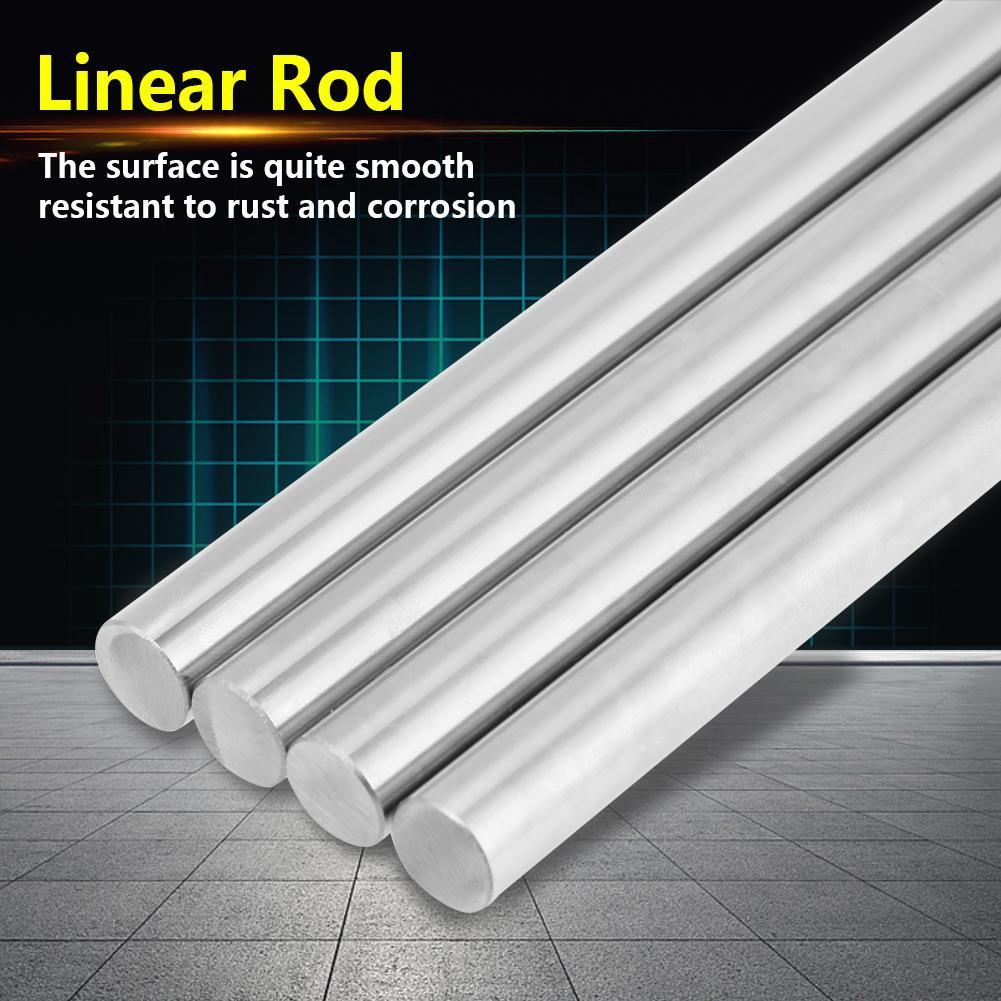 Yoaushop 10mm Steel Rod 1pc Round Rail Straight Linear Diameter Shopee Philippines