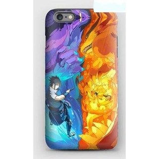 Cool Naruto and Sasuke Design Hard Case for LG Stylus 2 /Stylus 3