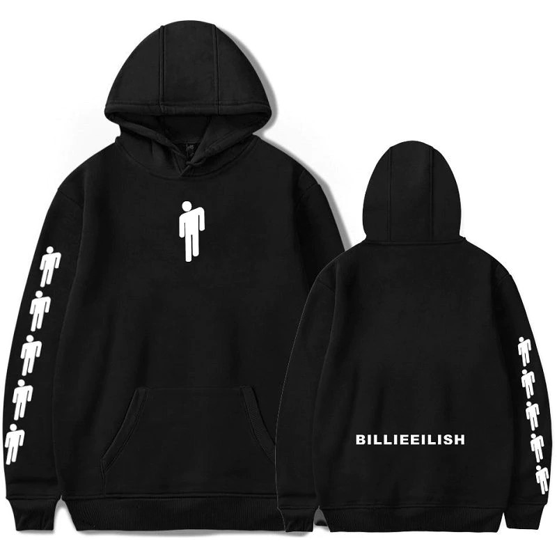 Billie Eilish Men Women Cotton Hoodie Lovers Unisex Sweatshirt Big Size Xs 4xl Shopee Philippines