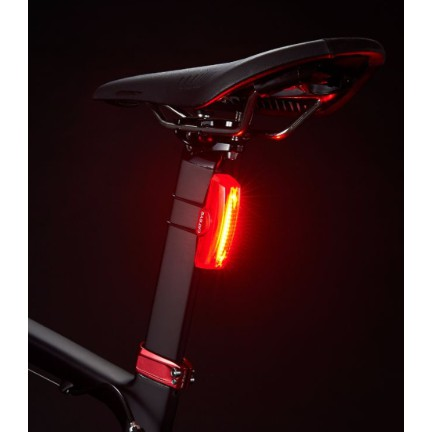 Cycling CatEye Rapid X2 Rear Lights and Reflectors