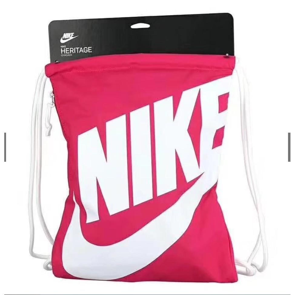 Adidas Original Trefoil 3D Roll Drawstring Bags Unisex  f6426e8f4