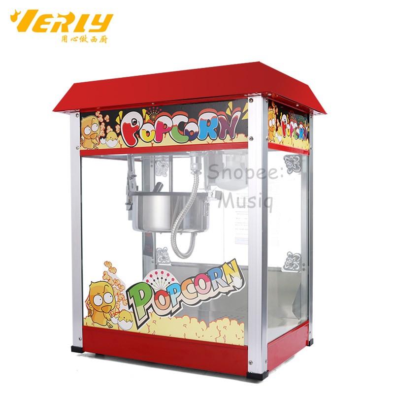 SALE Verly Popcorn maker or popcorns machine | Shopee ...