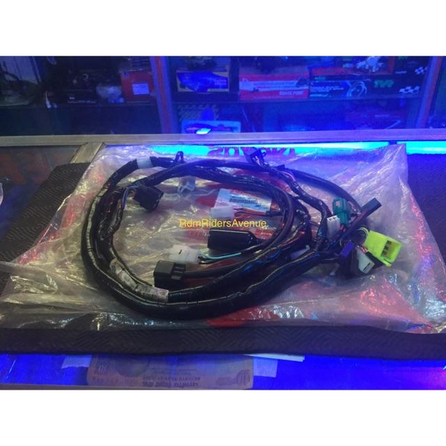 Wiring Harness Raider 150 Genuine