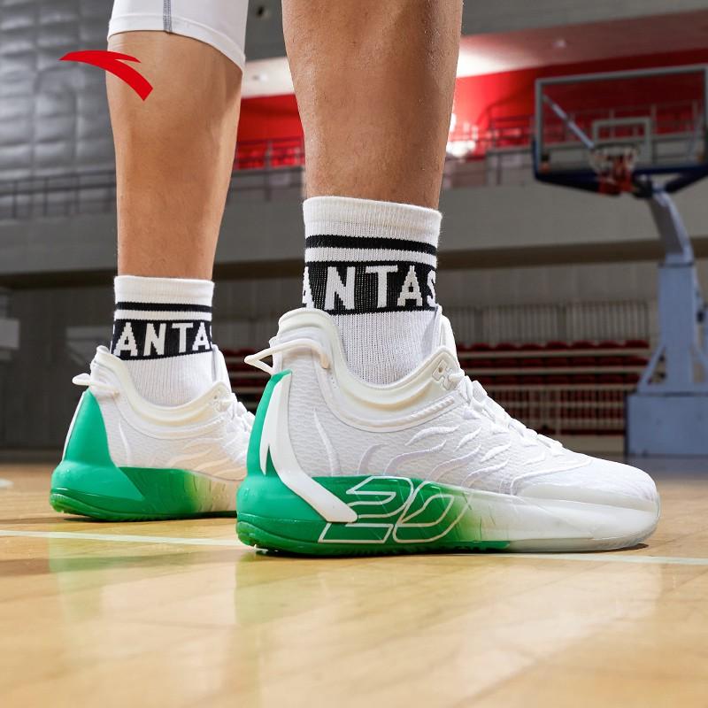 Anta❡❦Anta Gordon Hayward 1st Generation GH1 Basketball Shoes Official Website 2020 New Mesh Breat | Shopee Philippines
