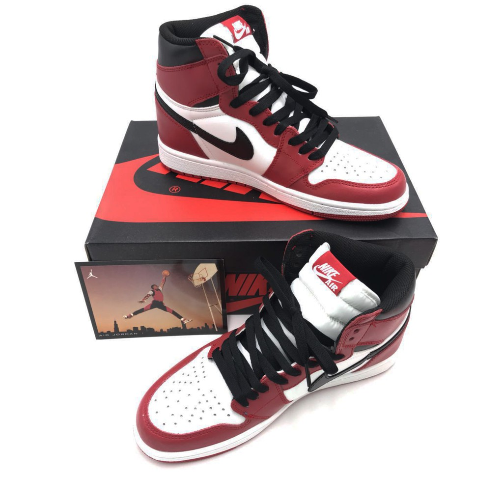 Malawi mesa Motivar  Nike AIR JORDAN 1 RETRO Basketball shoes for man woman sneakers with box  and paperbag | Shopee Philippines