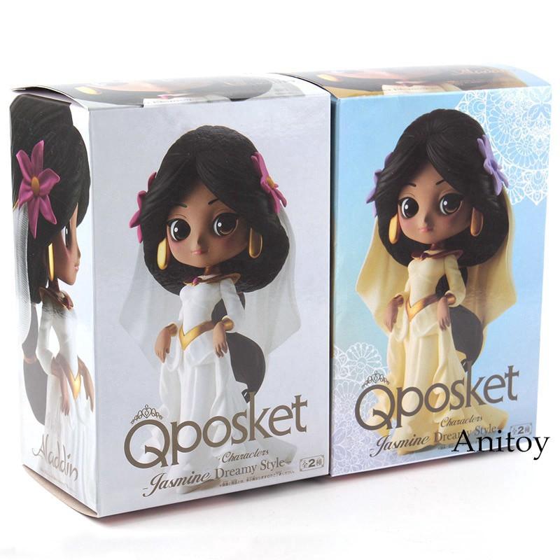 Disney Princess The Little Mermaid Ariel Dreamy Style Qposket Figure 13cm NoBox