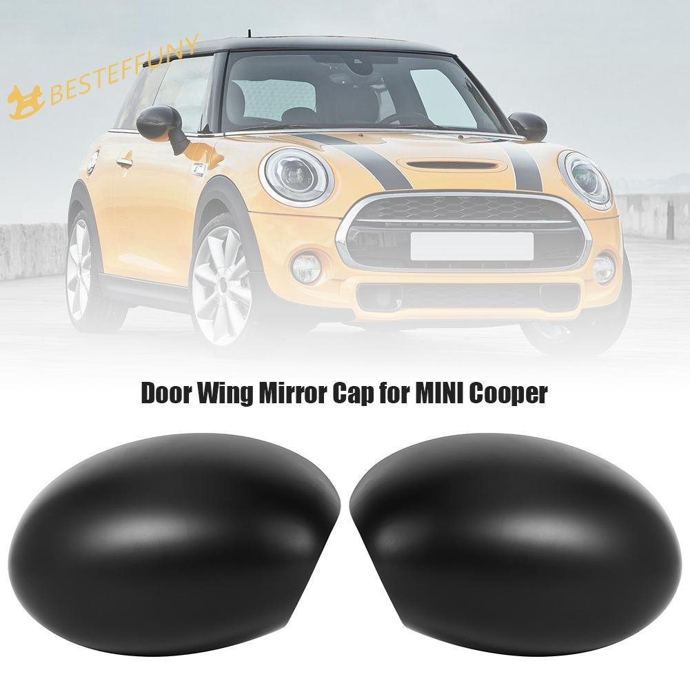 Passenger Side Heated Electric Wing Mirror Glass for MINI ONE BMW 2001-2006