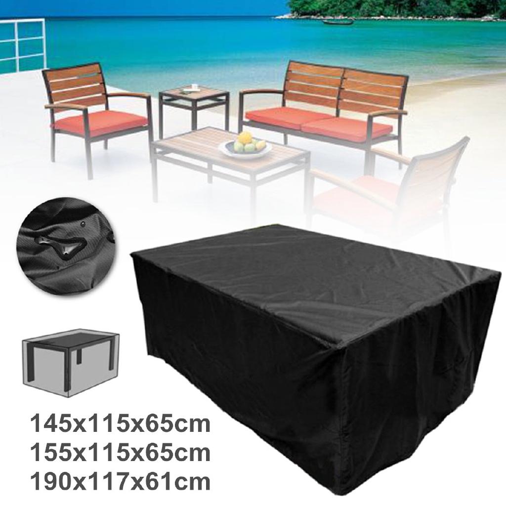 3 Size Garden Patio Furniture Cover