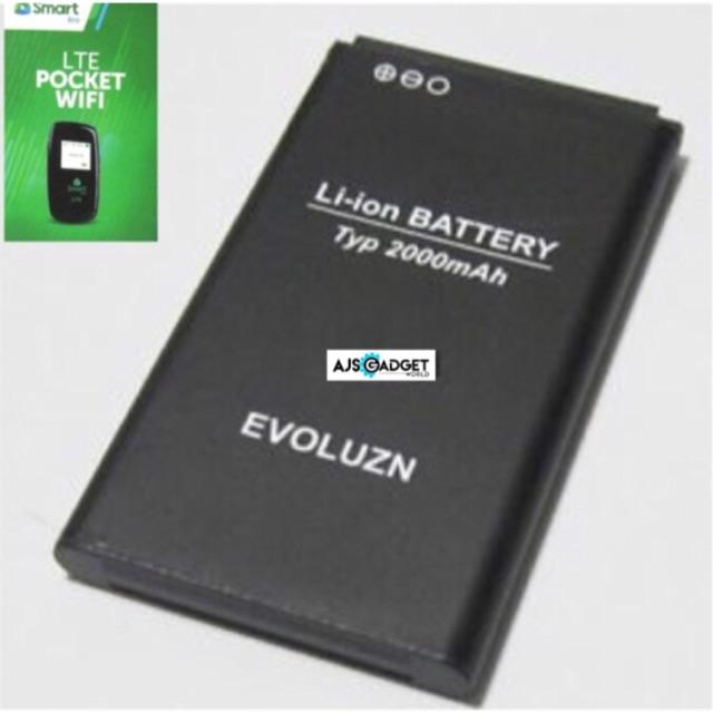 Battery For Smartbro Evoluzn FX PR3L Pocket Wifi LTE