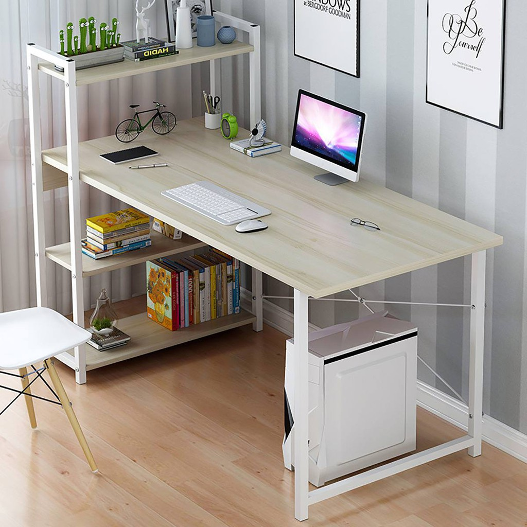 SIV 120X55cm Big Size Computer Study Home Office Table ...