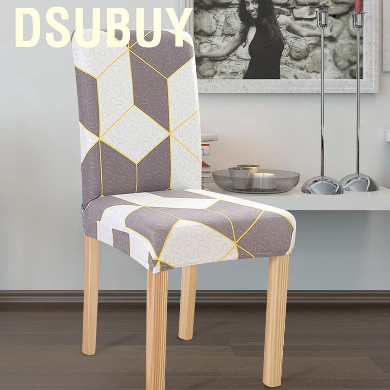 Style Elastic Dining Chair Cover