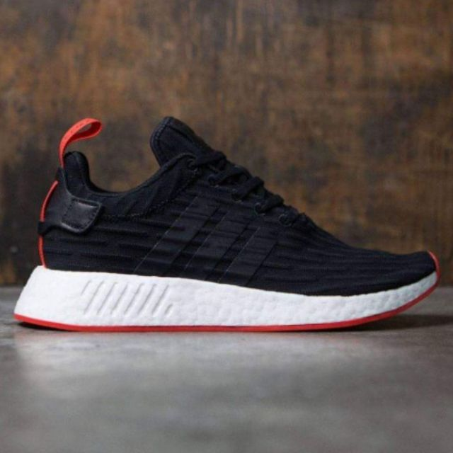 ADIDAS NMD R2 SIZING'WHITE RED' YouTube