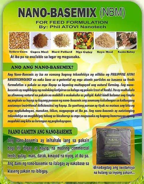 ATOVI for Hog Chicken Fish & Plants 1KG & 5KG   Shopee