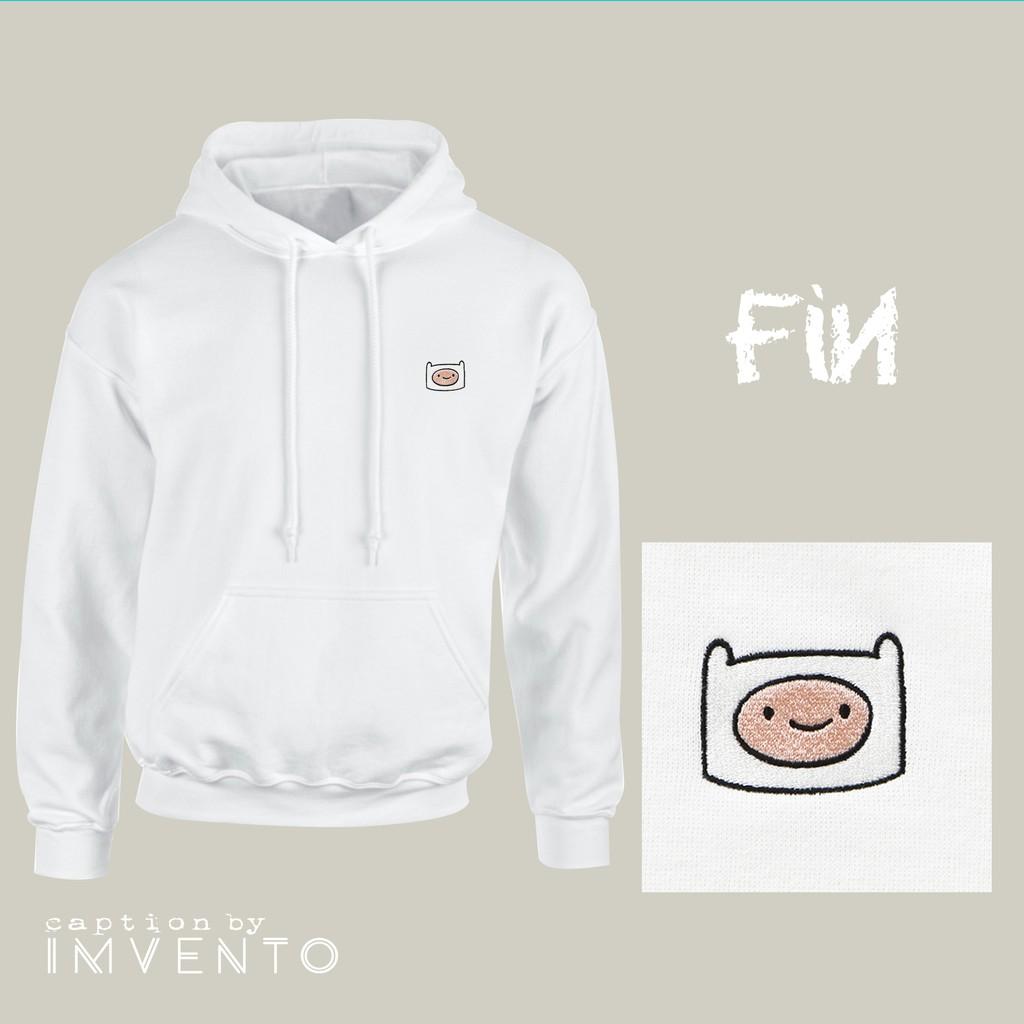 Adventure Time Hoodie Pullover Jacket Finn Hoodie Jacket