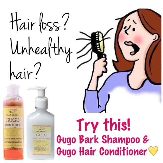 gugo bark shampoo
