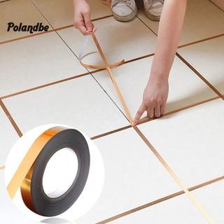 50m Wall Tile Floor Gap Sealing Tape Waterproof Strip Self Adhesive Home Decor Shopee Philippines