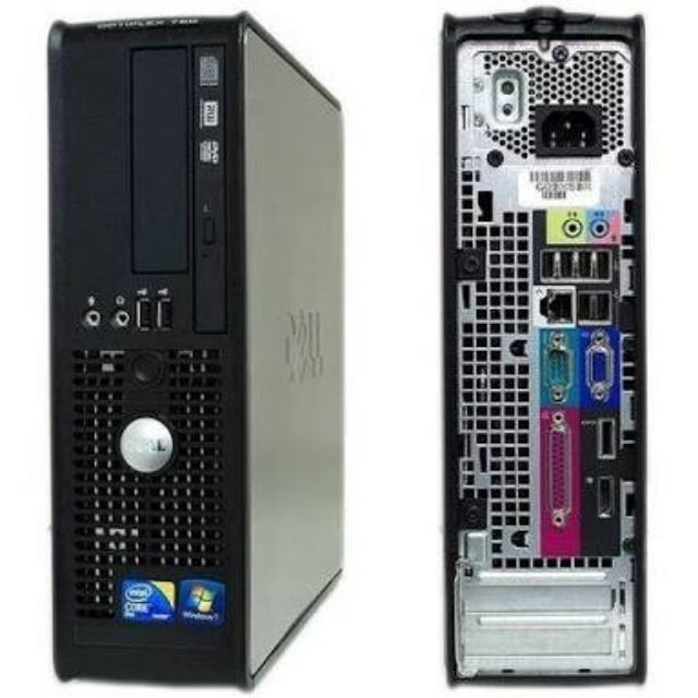 Dell optiplex 780 2 8 to 3 2ghz dualcore g43 motherboard hsf