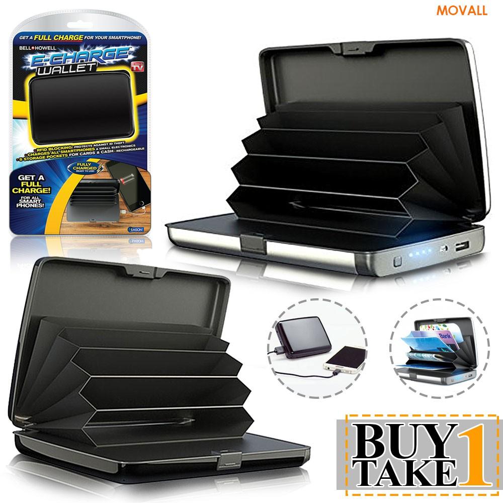 549a0df0872e9 E-Charge Wallet Portable Power Bank