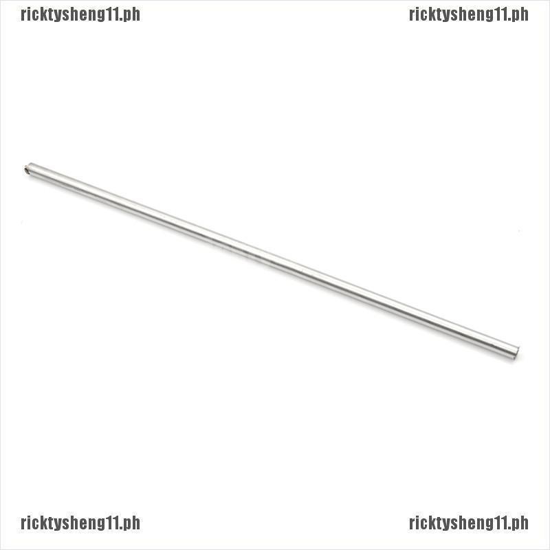 304 Stainless Steel Capillary Tube OD 4mm x 3mm ID Length 250mm Metal Tool @SEA