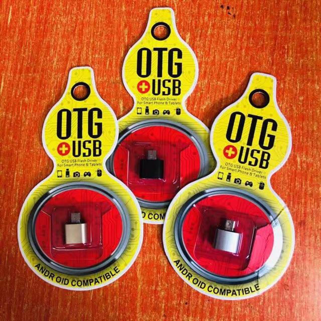 Micro USB OTG for smartphone