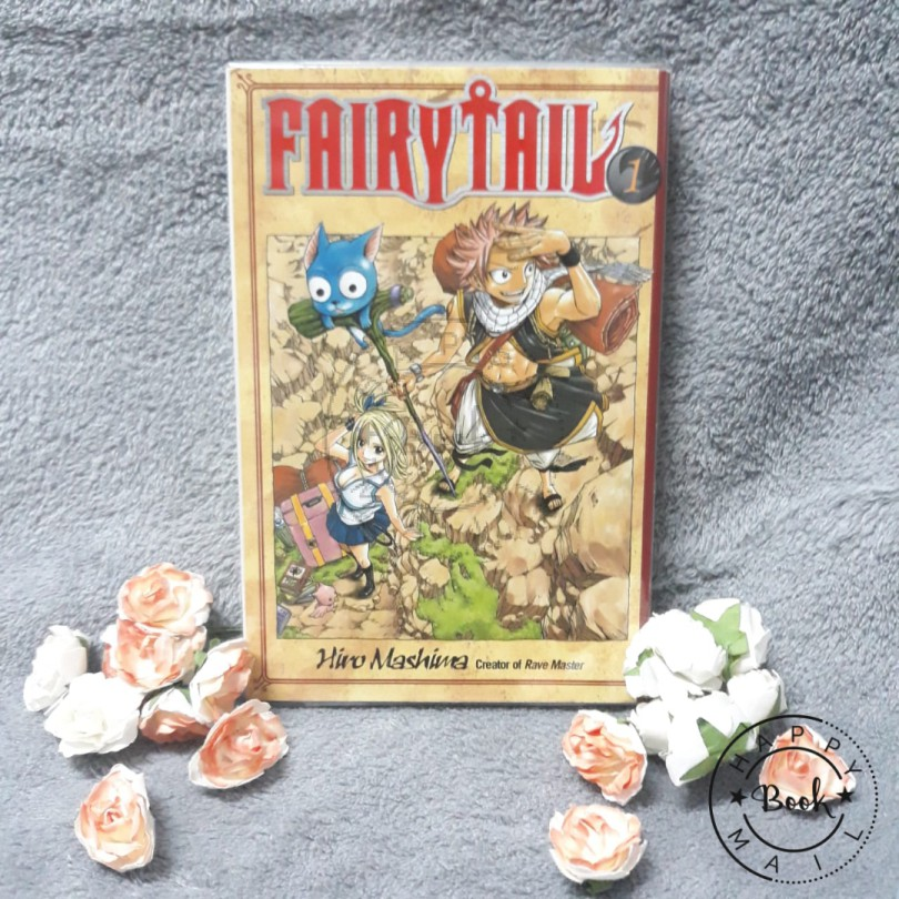 [ON HAND] Fairy Tail Manga